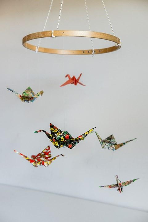 Laboratorio Creativo teorico/pratico di Origami