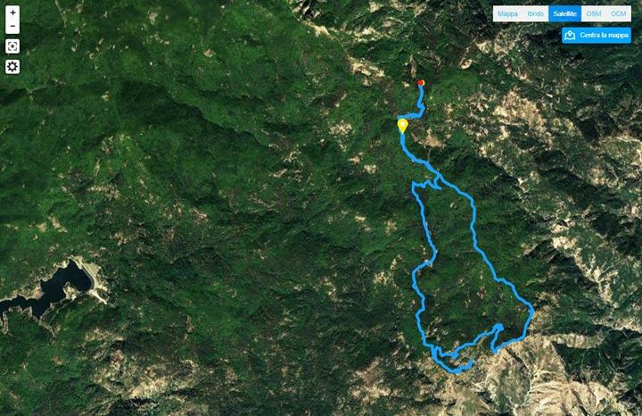 Trekking for Serving... Le Cascate Forgiarelle da Serro Cerasia