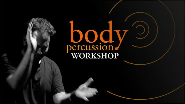 Body Percussion con Giuseppe Costa