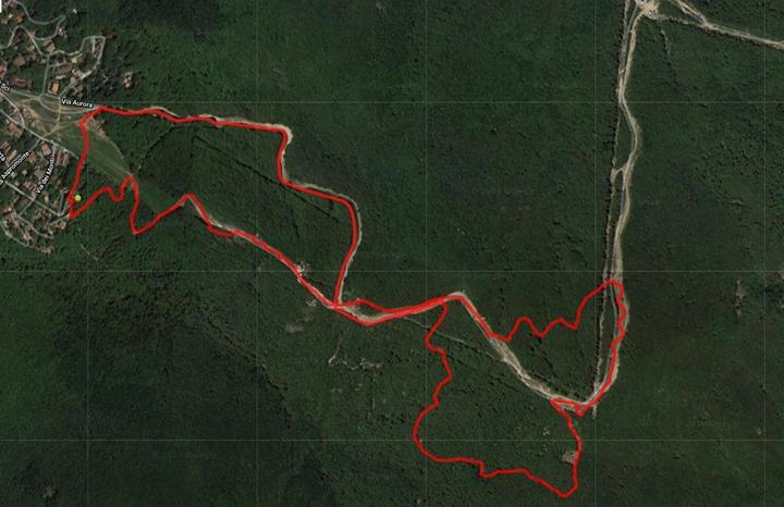 Trekking for Serving... Le piste Nord e Sud (E)