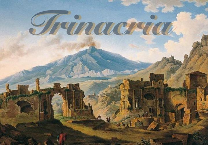 """Trinacria a cura Laboratorio Teatrale del """"da Vinci"""""""
