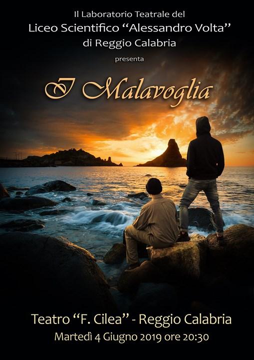 """Spettacolo Teatrale """"I Malavoglia"""""""