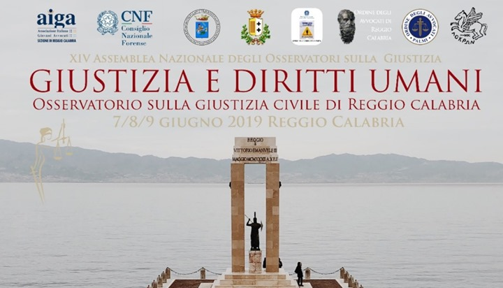 XIV Assemblea Nazionale Osservatori sulla Giustizia Civile