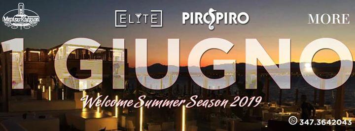 1 GIUGNO - PIRO PIRO / Welcome Summer Season 019