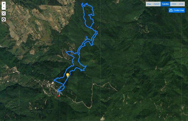 Trekking for Serving... Il Sentiero Rosso (T)