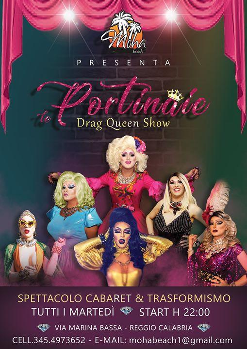 Le Portinaie Drag Queen Show