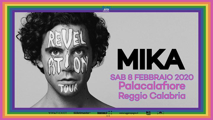 Mika - Reggio Calabria, Italy