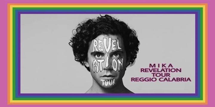 Mika In Concerto - Reggio Calabria - 08 Febbraio 2020