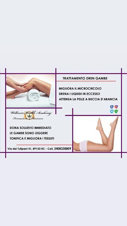 Corso Massaggio Drenante