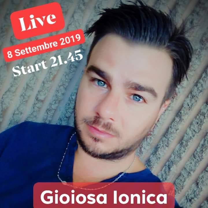 Antonio Di Giorgio - LIVE - 8 Settembre 2019  Gioiosa Ionica