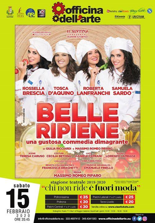 "Brescia-D'Aquino-Lanfranchi-Sardo in: ""Belle Ripiene"""