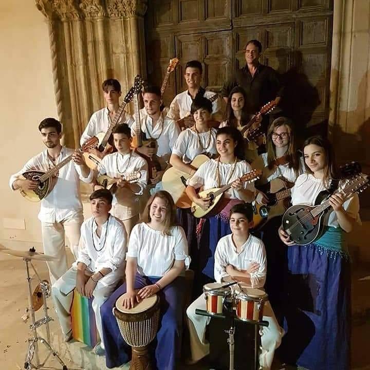 Concerto CORDE LIBERE per il LUMINARIO IN ONORE DI SANT'EUFEMIA