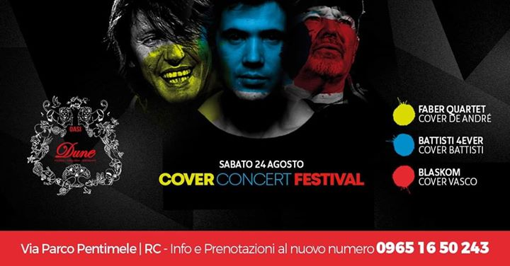 Cover Concert Festival - The Big Bang