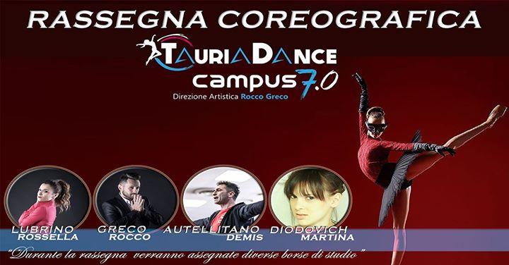 Rassegna Coreografica Tauriadance Campus 7.0