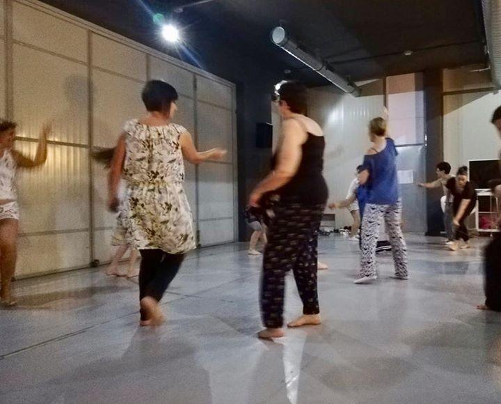 Il corpo che parla - incontro di danzamovimentoterapia