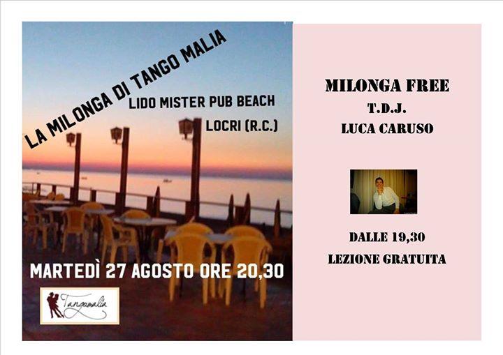 TangoMalia a Locri