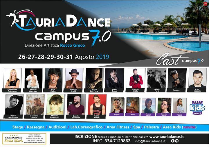 TauriaDance Campus 7.0