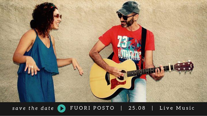 FUORI POSTO - Acoustic Duo (LIVE MUSIC)