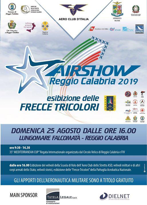 Reggio Calabria Air Show 2019