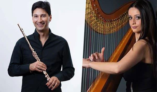 Duo Alessandro Carere & Antonella Cernuto