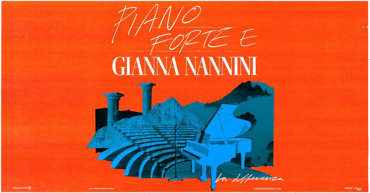Gianna Nannini 18 Agosto - Roccella Summer Festival