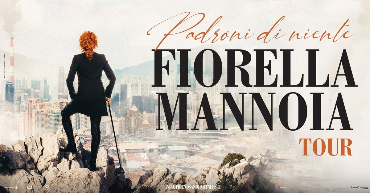 Fiorella Mannoia 13 Agosto - Roccella Summer Festival