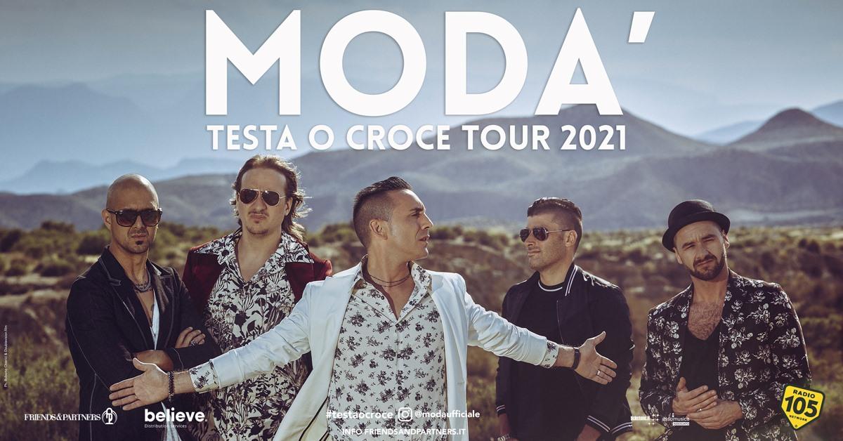 Modà Palasport 2021 // Reggio Calabria