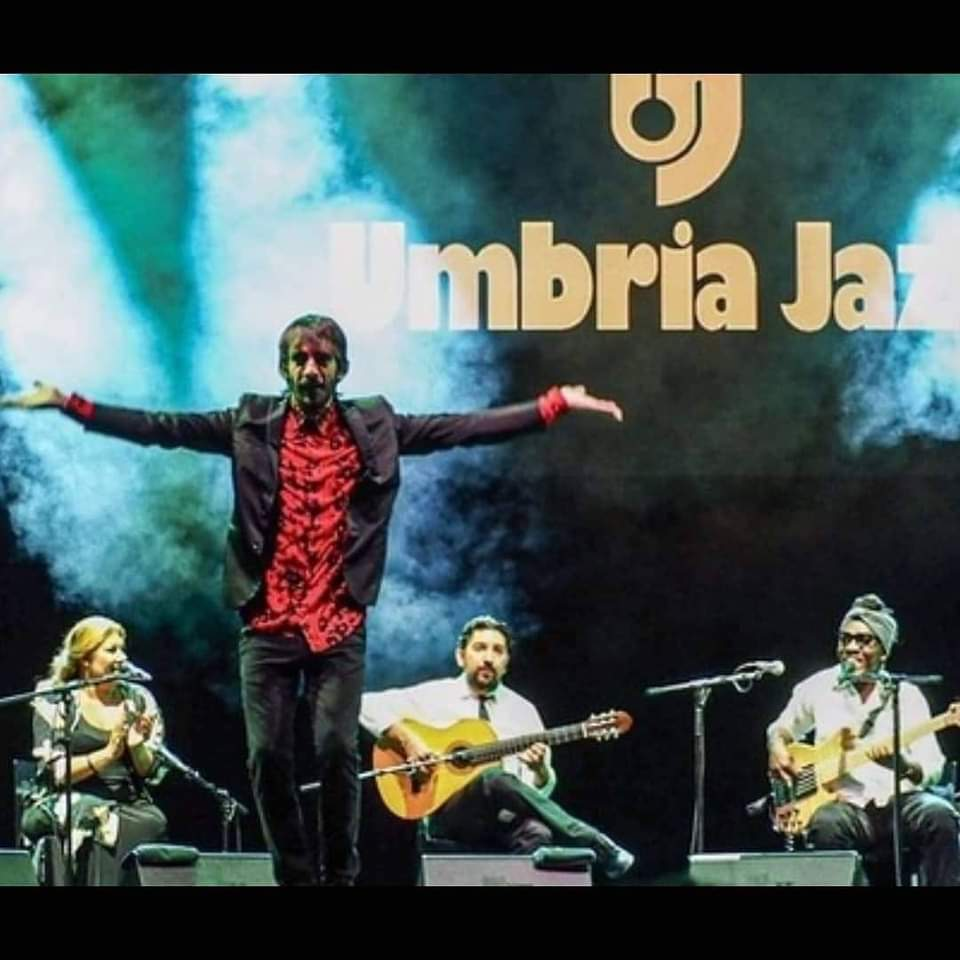 La Calabria incontra il Flamenco con Daniel Navarro trio