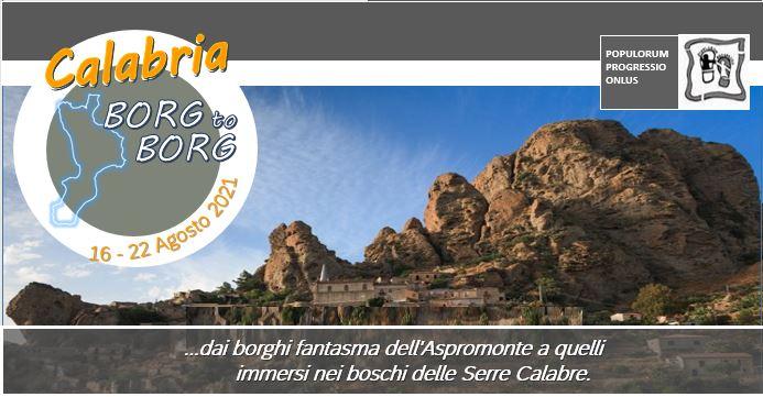 Calabria Borg to Borg 2021