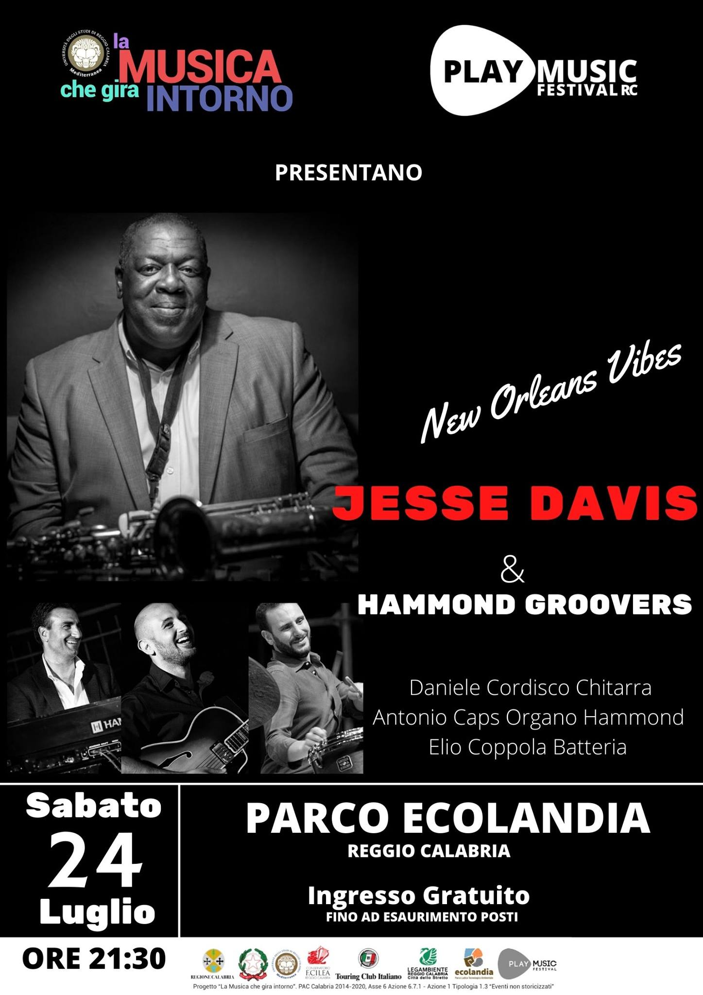 Jesse Davis & Hammond Groovers