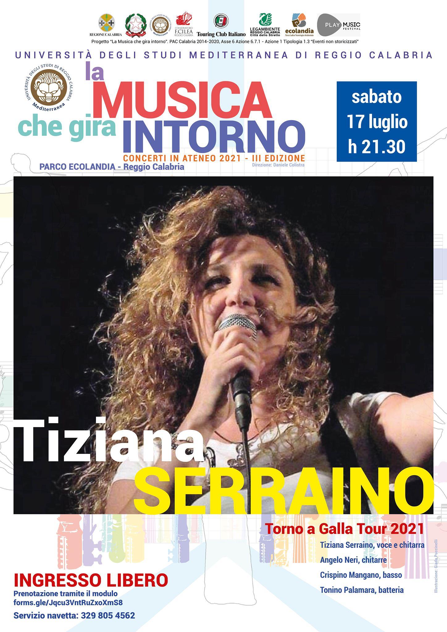 Tiziana Serraino