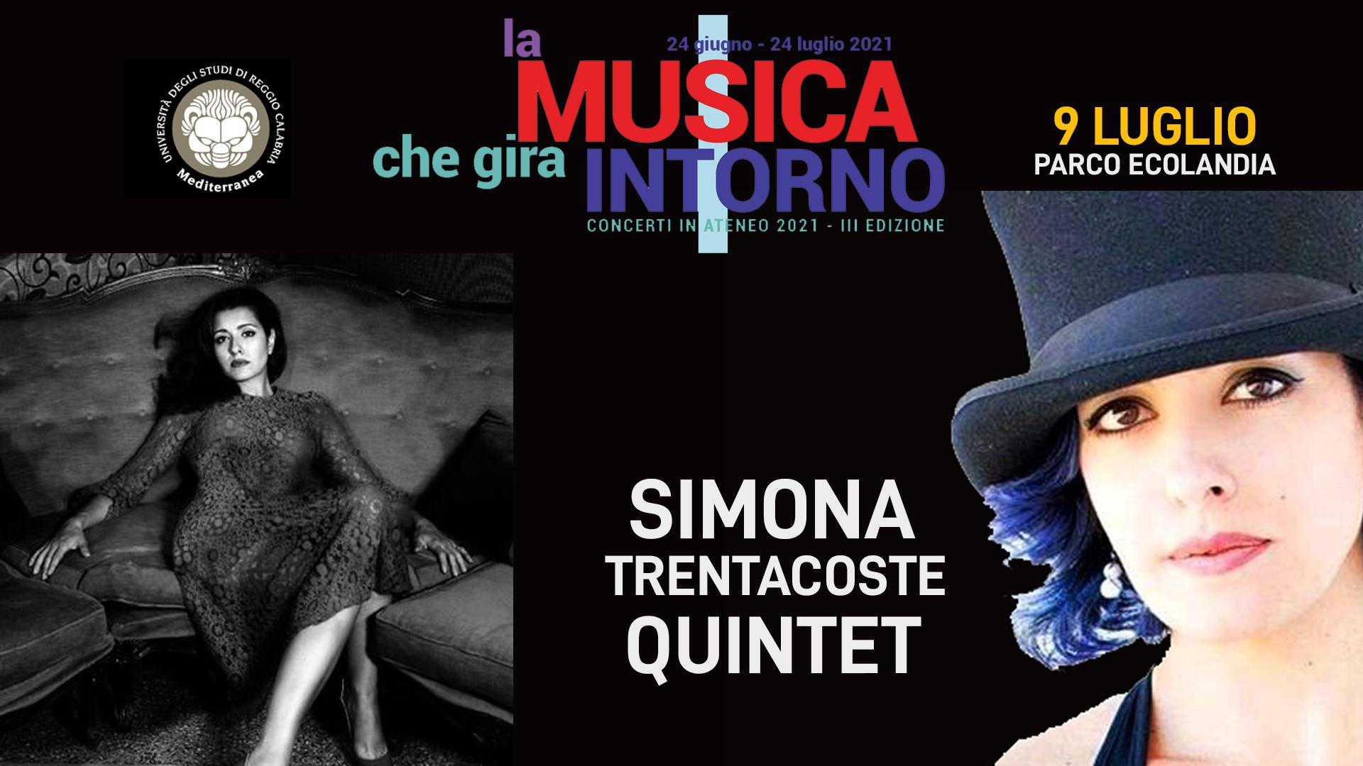 Simona Trentacoste Quintet