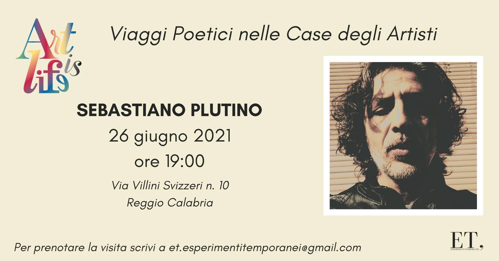 ArtIsLife - Sebastiano Plutino Atelier